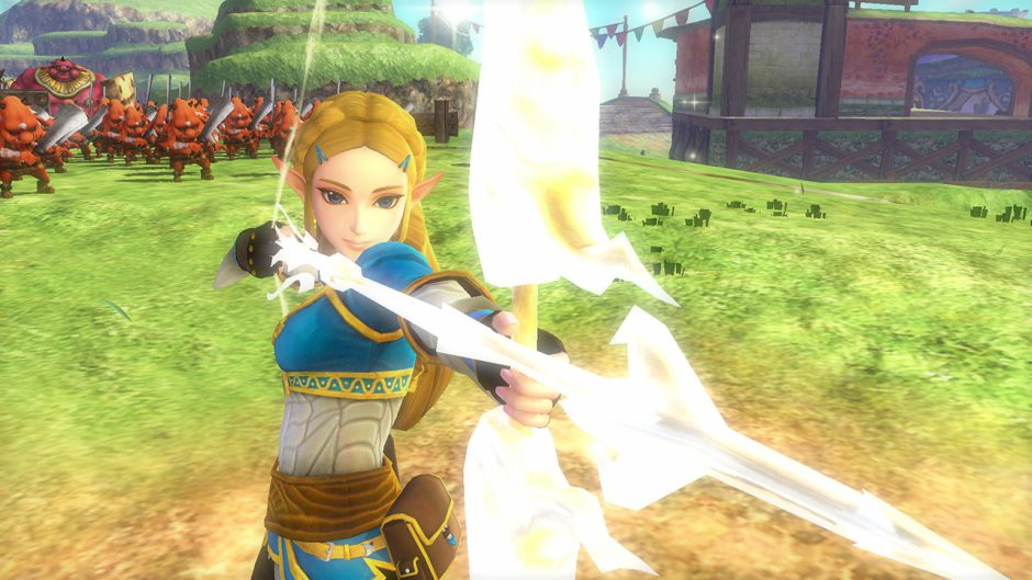 Here S The First Look On Hyrule Warriors Definitive Edition For The Switch Gametyrant