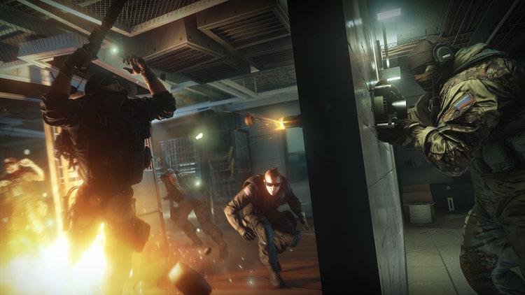 Rainbow 6 Siege Snap Shot-Ubisoft