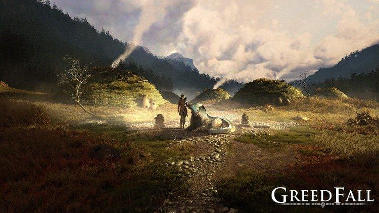 Greedfall promises imaginative inhabitants and beautiful vistas