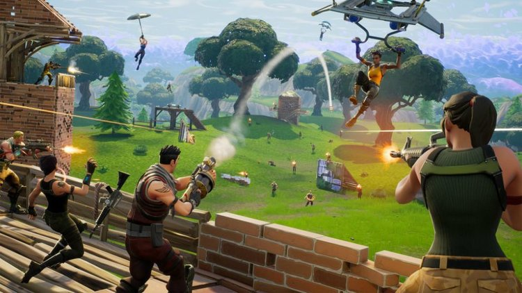 fortnite s latest update aims to bring building improvements - fortnite how to thank the bus driver on ios