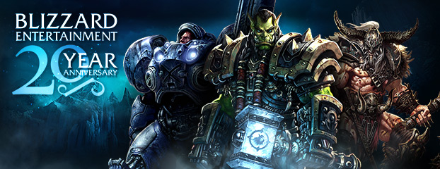 Blizzard Is Celebrating Starcraft S 20th Anniversary With Tons Of