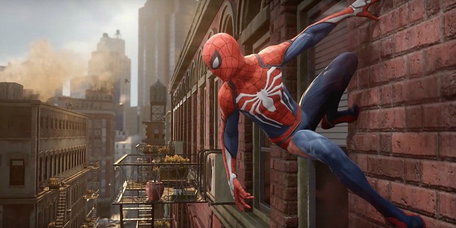 New SPIDER-MAN Gameplay Footage And Release Date Revealed for the ...