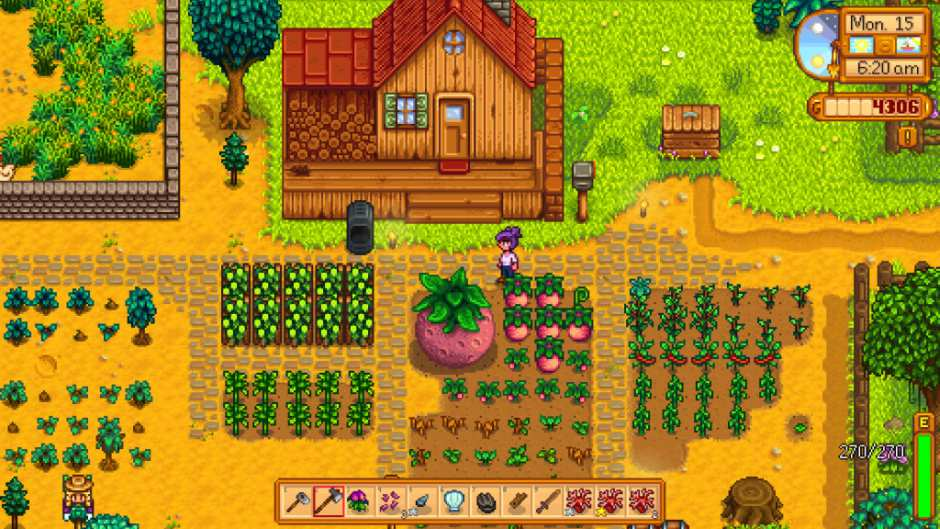 Stardew Valley S Multiplayer Mode Could Be Ready In A Month Gametyrant