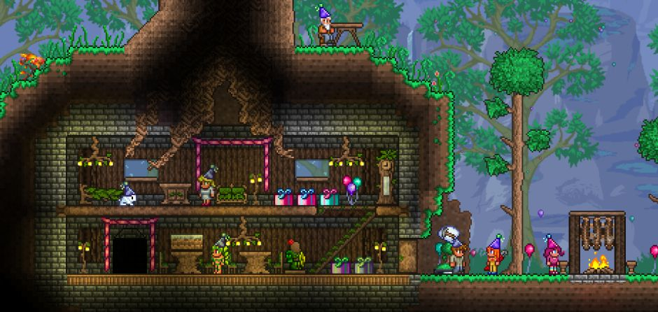 TERRARIA Developer Pulls the Plug on the Game's Sequel