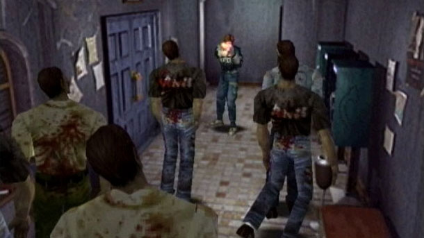 Screenshot of Resident Evil 2