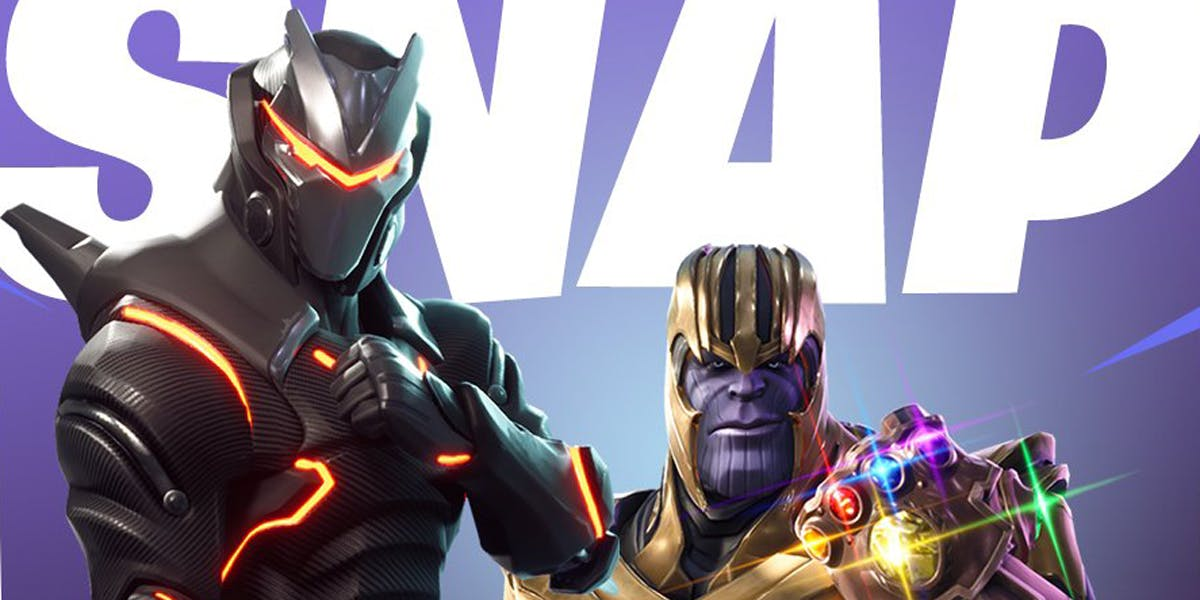 Fortnite Will Introduce An Avengers Infinity War Mode Featuring