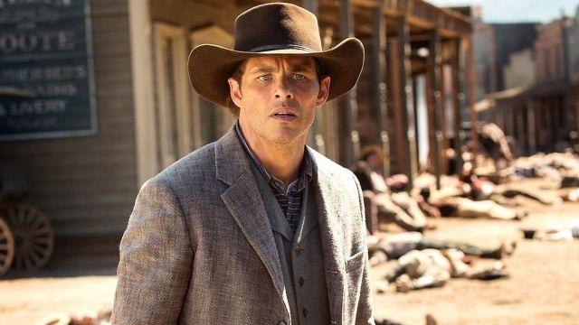 James Marsden in HBO's Westworld