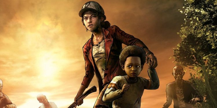 ÐаÑÑинки по запÑоÑÑ the walking dead season four telltale
