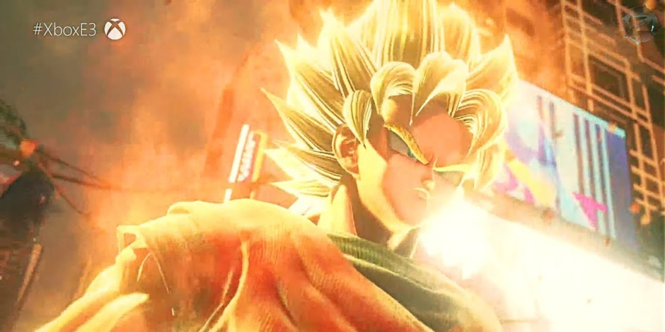 Bandai Namco Announces The Ultimate Anime Fighting Game JUMP FORCE At E3