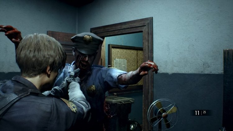 RESIDENT EVIL 2 REMAKE Will Have Adaptive Difficulty Similar