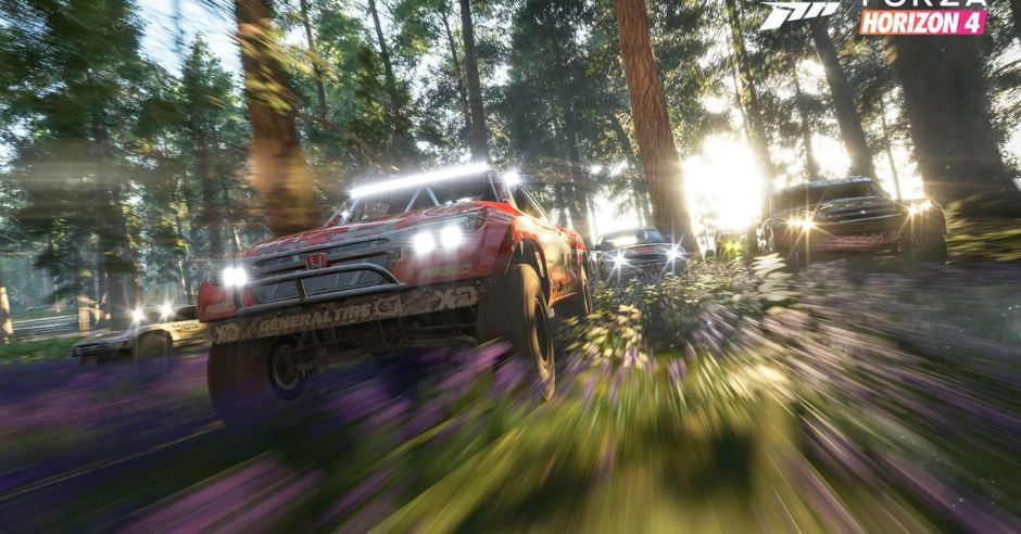 FORZA HORIZON 4's Full Car List Leaked — GameTyrant