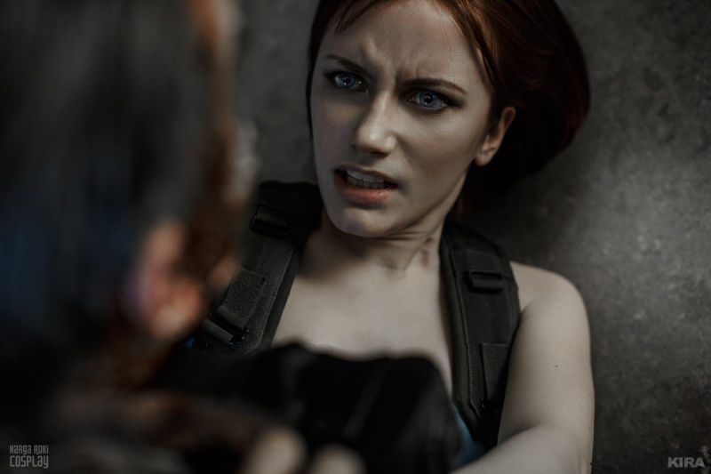 This Jill Valentine Cosplay From Resident Evil 3 Is Perfection