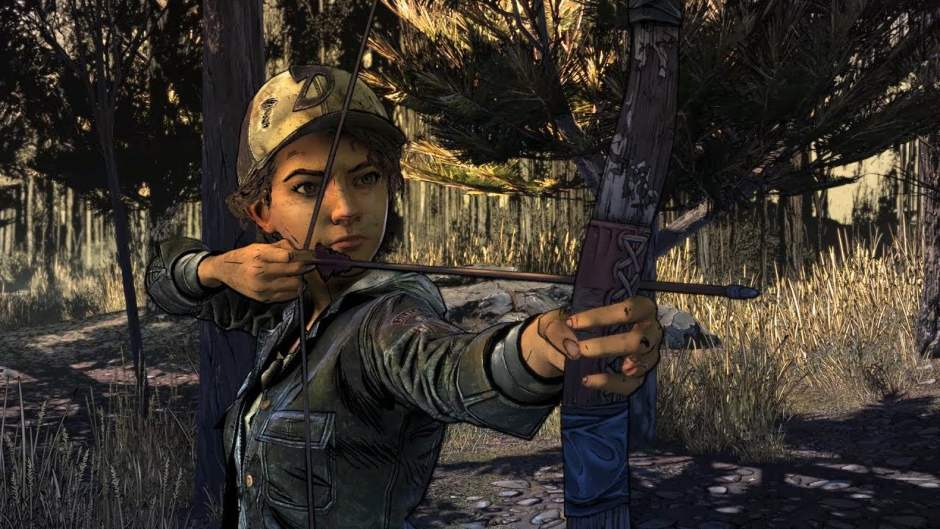 Here Is The First 15 Minutes Of Telltale's THE WALKING DEAD: THE FINAL SEASON �...