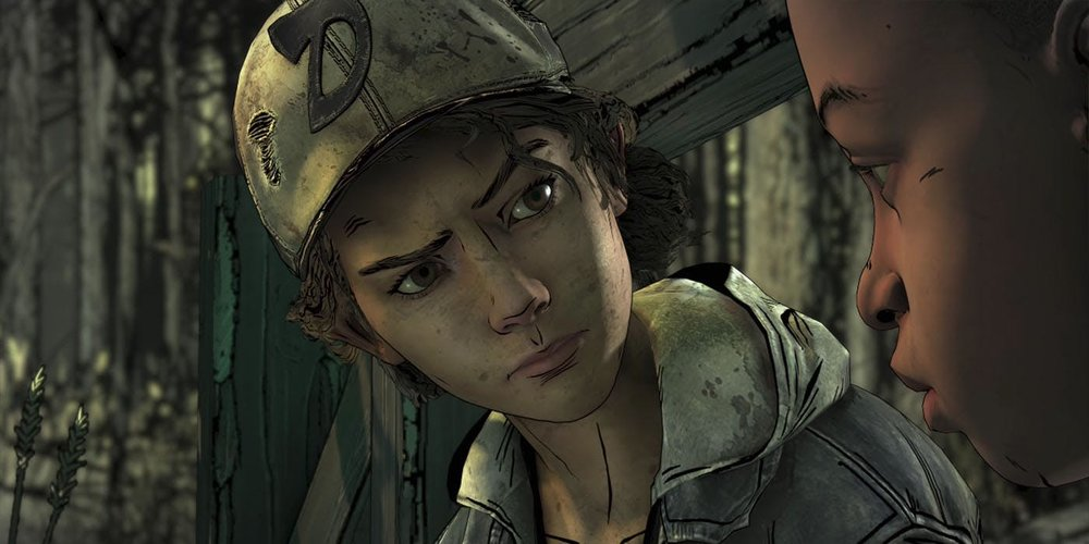 The 15 Minute Demo Of Telltale's Final WALKING DEAD Season Is Available Right No...