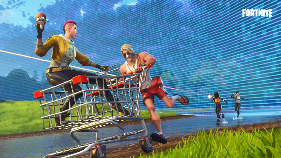 The New Limited Time Mode In Fortnite Steady Storm Is Now Available