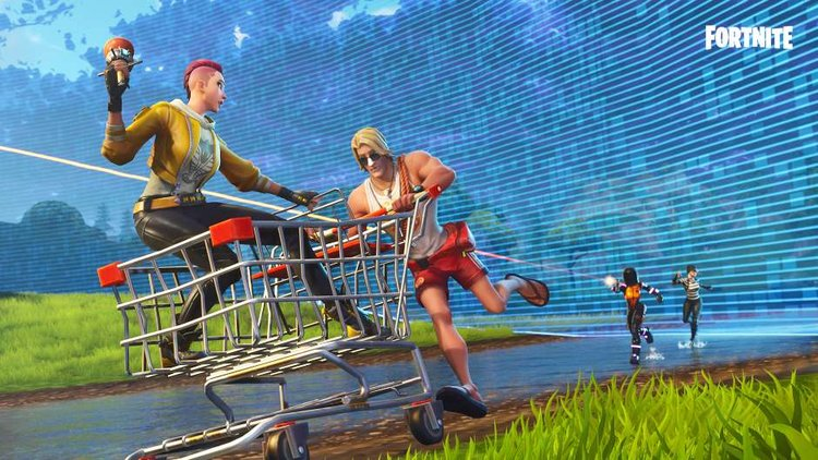 FORTNITE Season 8 Is Here, And With It A Ping System — GameTyrant