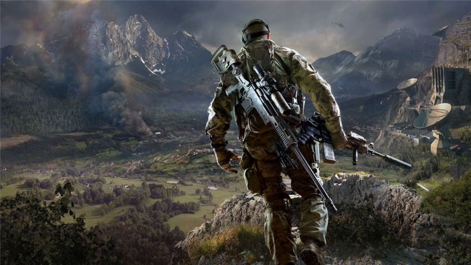 Sniper: ghost warrior contracts announced for a 2019 release.