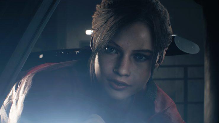 Capcom Has Finally Released New Screenshots Of Claire