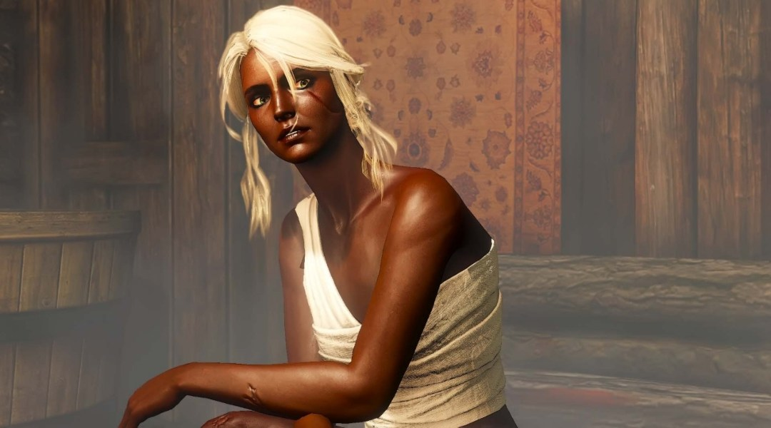 THE WITCHER 3 Gets A Mod Changing Ciri's Appearance — GameTyrant