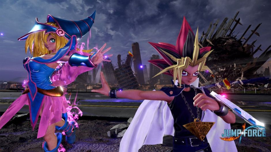 A Few More Details About Yugi In Jump Force Have Surfaced Gametyrant