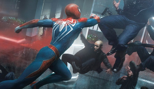 Dev Has Already Beaten SPIDER-MAN PS4 Three Times And Can' t