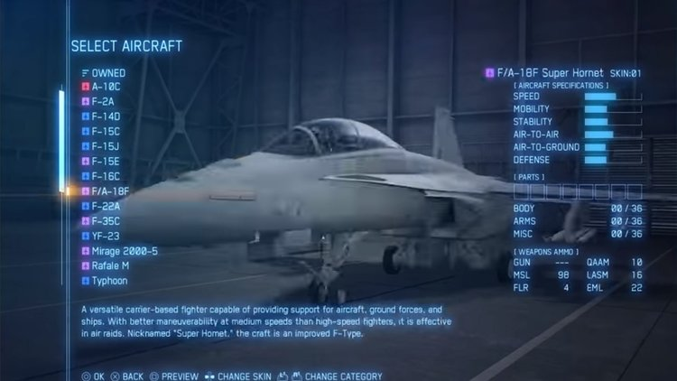 ACE COMBAT 7 Season Pass Gets A New Trailer — GameTyrant