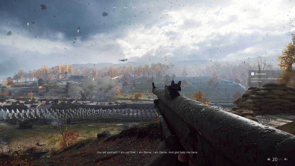 Battlefield V is an absolute chaotic nightmare with the Sound BlasterX H6's.. and that's the best compliment we can give.