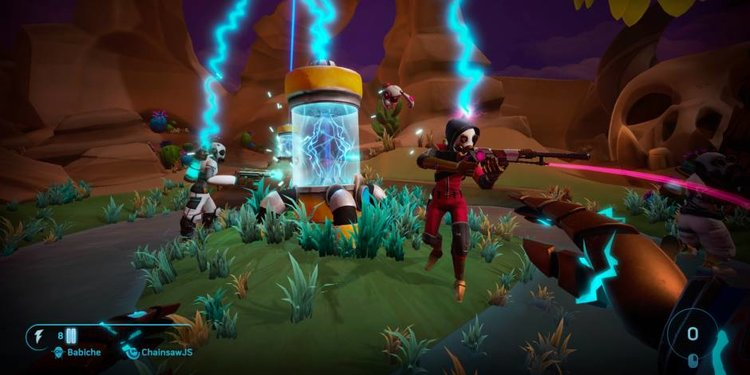 Enjoy The Latest 3v3 PvP Game AFTERCHARGE For Free This