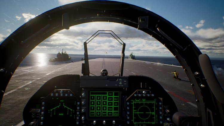 ACE COMBAT 7 Gets Its First Story DLC Later This Year With