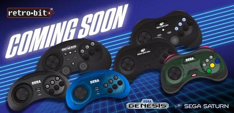 Retro-Bit X Sega Collaboration Saturn Controller Review: It