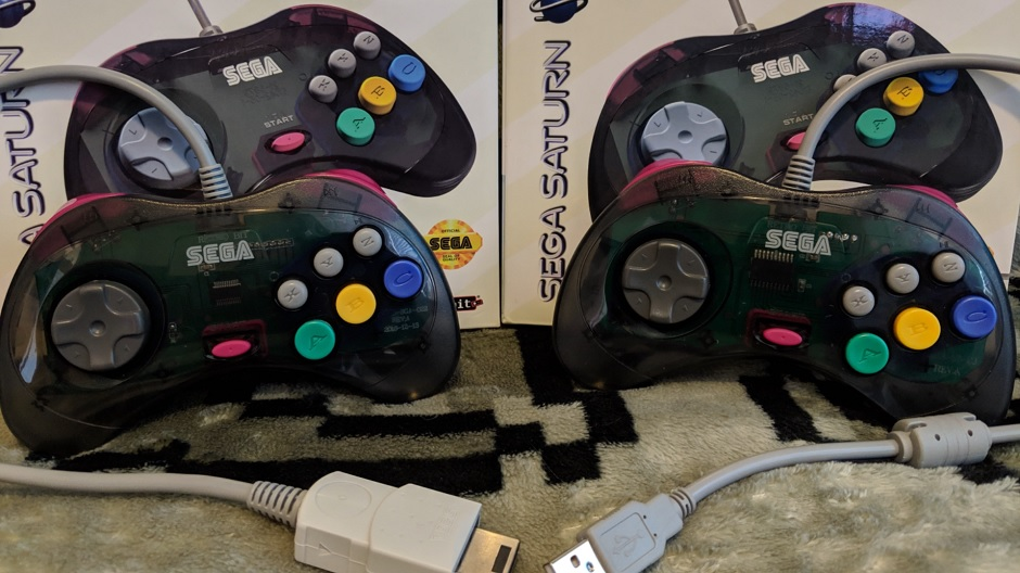 Retro-Bit X Sega Collaboration Saturn Controller Review: It Doesn't