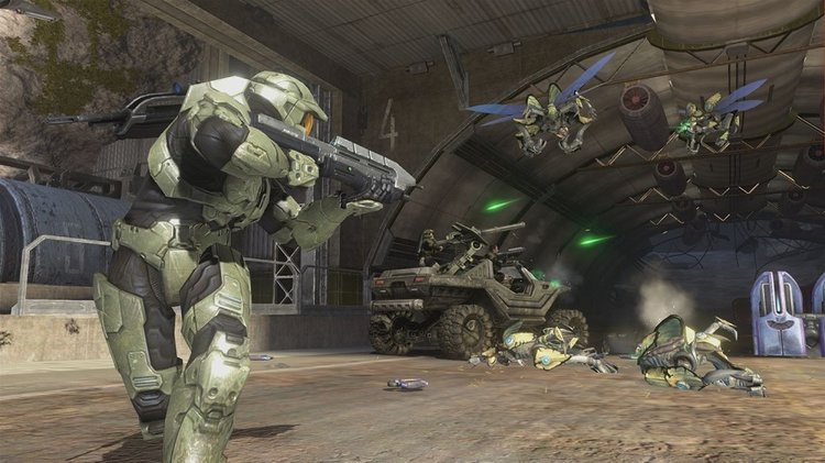 Halo Ce Beta Coming Soon For The Pc Version Of Master Chief