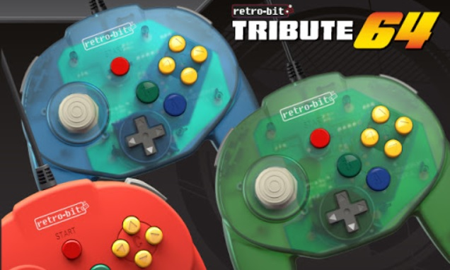 Retro-Bit Tribute 64 Review: N64 Has A New King Of