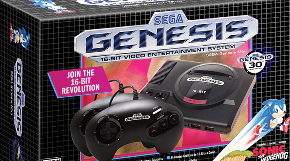 e8c171f30bb3d Sega Reveals The Next 10 Games For Its Upcoming Genesis Mini And They Are  Good Ones!
