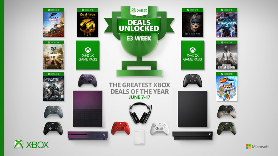 Get Ready, Xbox's Big E3 Sale Is Coming — GameTyrant