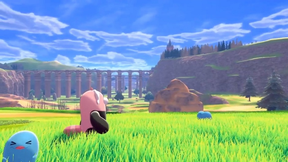 Pokemon Sword And Shield Get A Release Date And New Gameplay Info