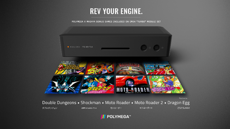 Polymega Shares Production Update On Their Emulation Clone System
