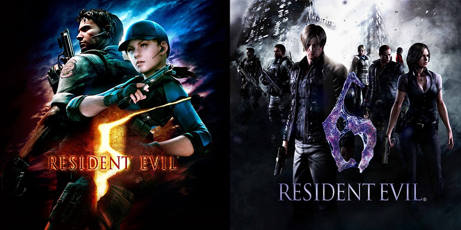 Resident Evil 5 6 Are Heading To The Switch And Resident Evil 4