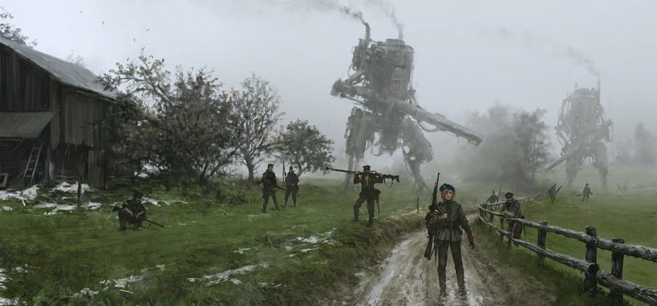 IRON HARVEST Shows Off A New Map In Latest Trailer! — GameTyrant