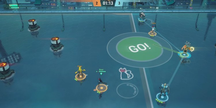 Anime Inspired PvP Title KURTZPEL Launches Free Early Access