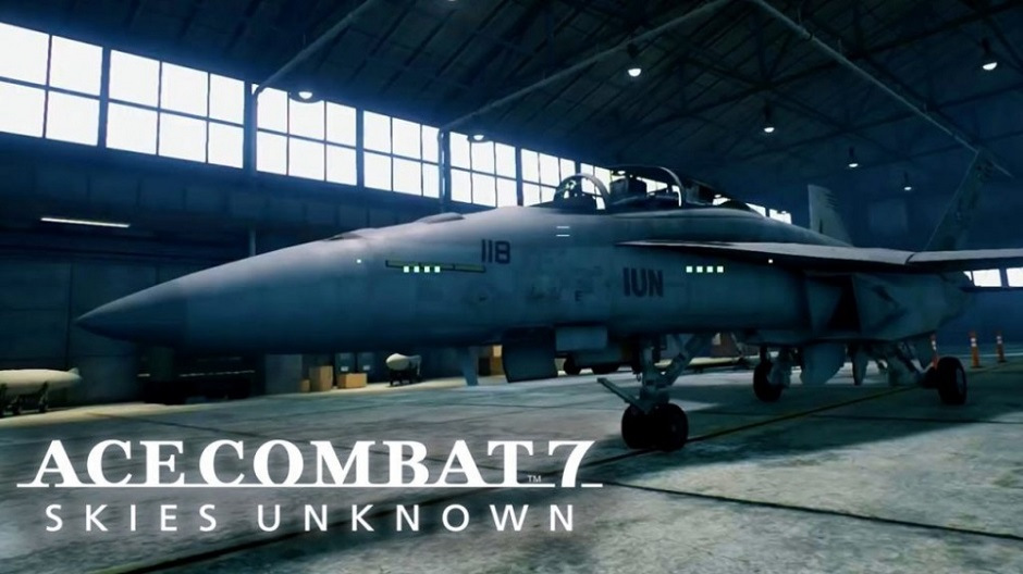 ACE COMBAT 7 DLC 04 Gets Another Trailer! And Did Bandai