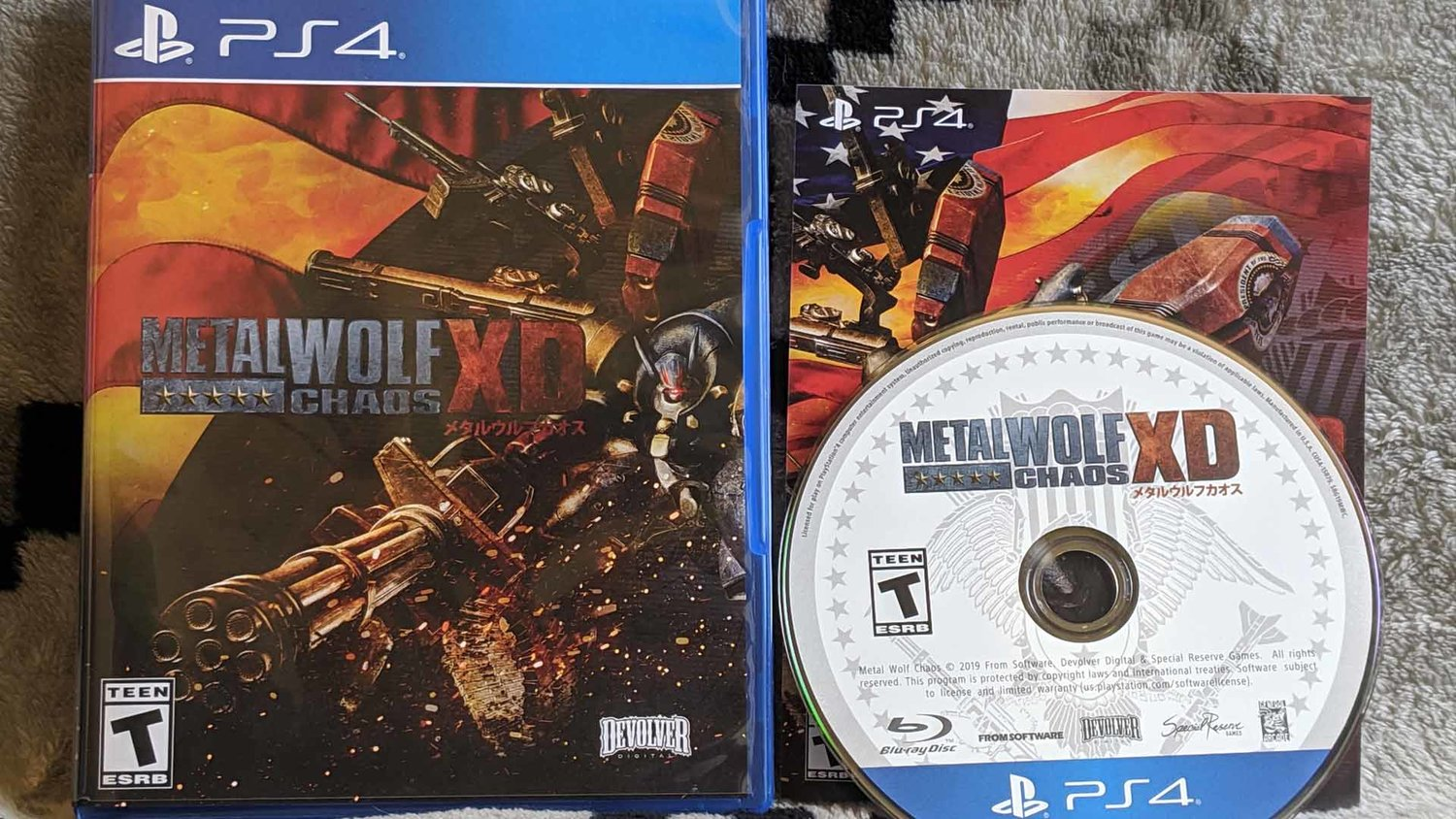 METAL WOLF CHAOS XD Review: Over The Top Mech Goodness
