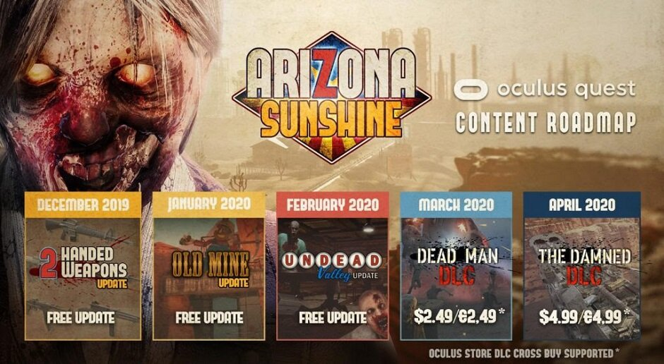 Ps4 Free Games April 2020.Arizona Sunshine Is Now Available For Oculus Quest With