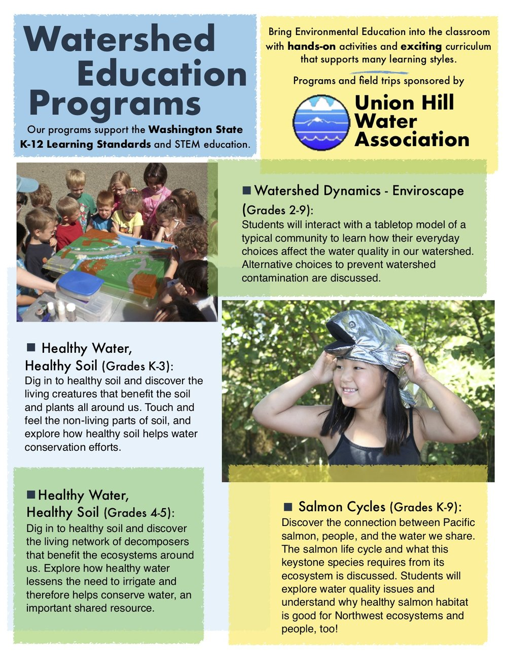 Union Hill Water Association - FULL