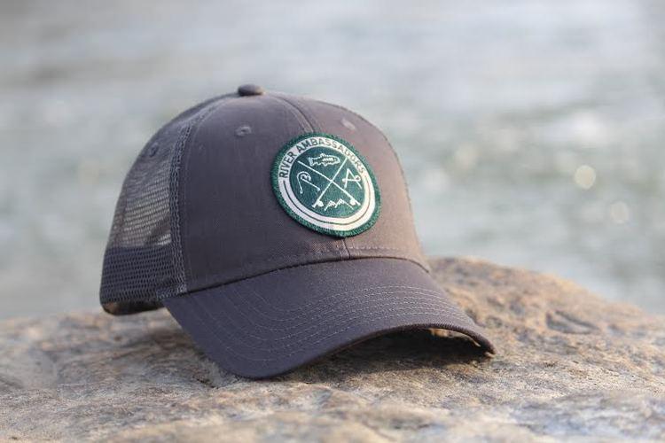 6cecef152c73c Charcoal Gray Meshback fishing hat