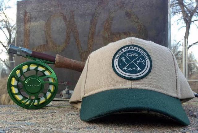 6e0aca5c7586e The Classic Fishing Hat. 25.00. Khaki and green hat