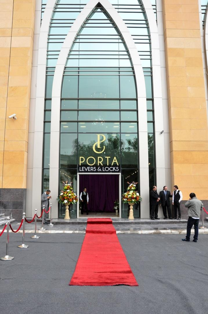 martin pierce red carpet in saudi arabia