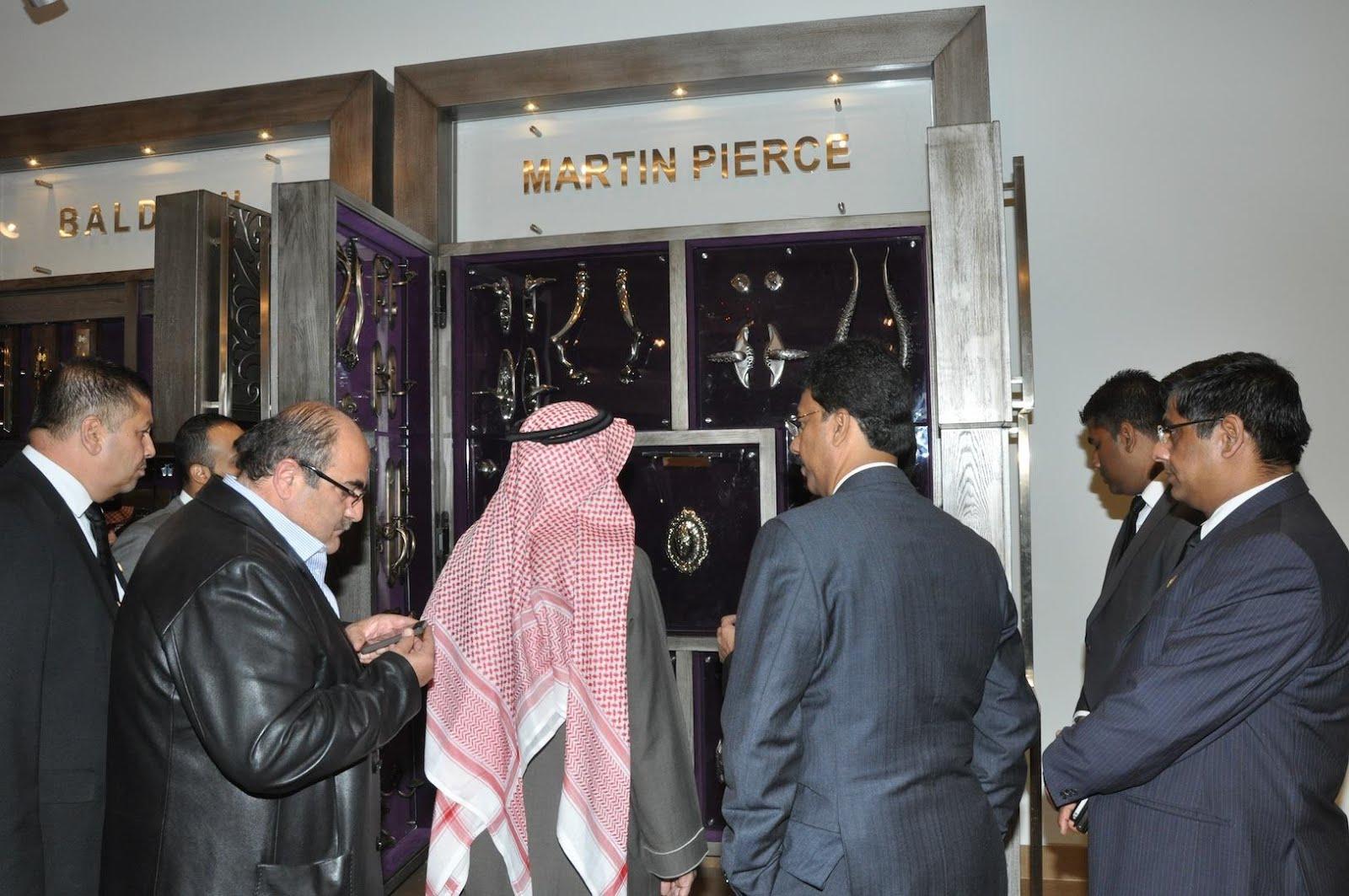 martin pierce martin pierce opening in saudi arabia