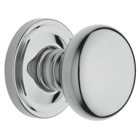 martin pierce baldwin chrome door knob 127 dollars