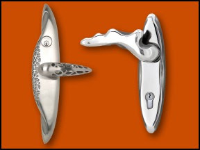 Morphic collection or custom hardware from Martin Pierce Hardware